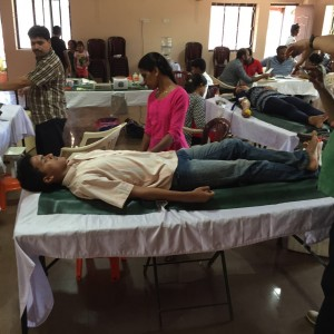 Blood Donation Camp by GBE