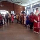 Christmas Party for Senior Citizens