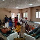Successful Blood Donation Camp